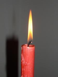 Ritual para el dinero con velas