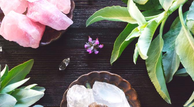 Los mejores cristales y rocas para energizar tu hogar