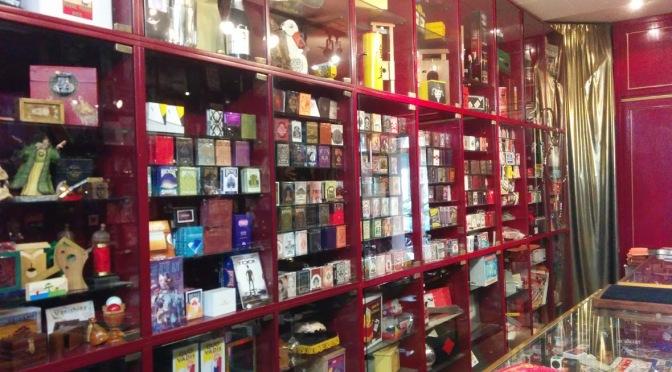 Una tienda de magia muy especial…