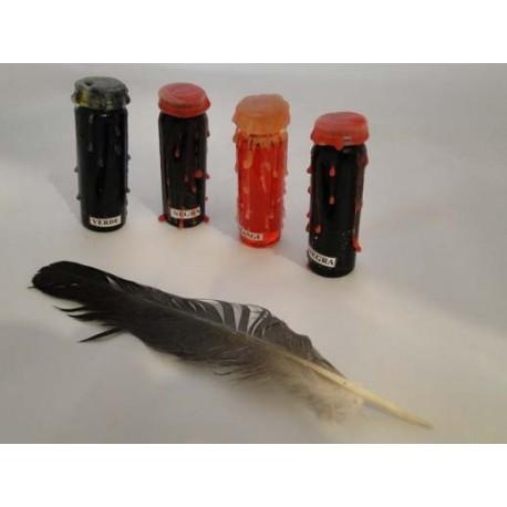 Tintas mágicas esotéricas: un producto necesario y poco conocido